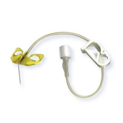 Игла Губера Surecan (бабочка) 22G 25мм для длительных инфузий.